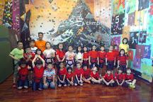 Class 5 Recreational Climbing Center, Surabaya, Indonesia