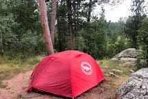 Bismark Lake Campground, Custer, United States
