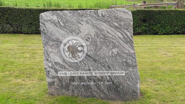 The David Sterling Memorial