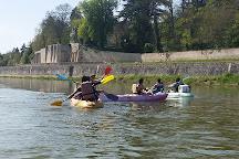 Absolument Canoe, Orleans, France