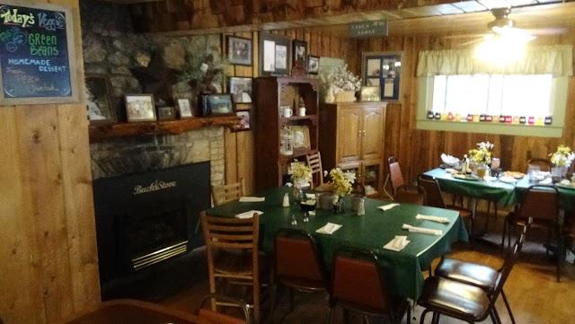 Famous Louise's Rock House Restaurant