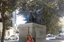 Monumento A Camilo Jose Cela, Padron, Spain