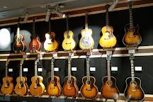 : Gallery of Iconic Guitars, Nashville, United States