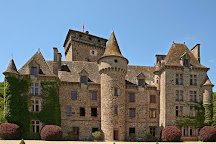 Chateau de Pesteils, Aurillac, France