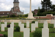 Pheasant Wood Military Cemetery, Fromelles, France