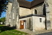 Musee du Vitrail, Curzay-sur-Vonne, France