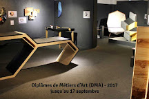 Wood museum and marquetry, Revel, France