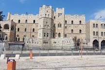 Damascus (Shechem) Gate, Jerusalem, Israel