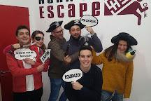Hora de Escape, Oviedo, Spain