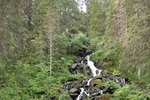 Korkeakoski, Tuovilanlahti, Finland