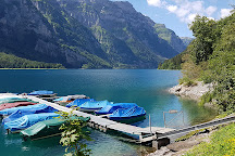 Klontalersee, Glarus, Switzerland
