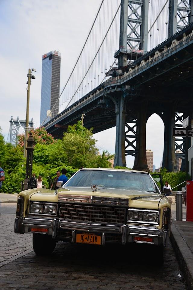 Brooklyn bridge View point