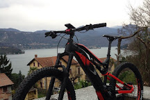 E-Bike Lago D'Orta, Orta San Giulio, Italy