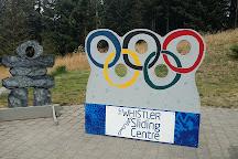 Whistler Sliding Centre, Whistler, Canada
