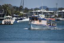 Mooloolaba Canal Cruise, Mooloolaba, Australia