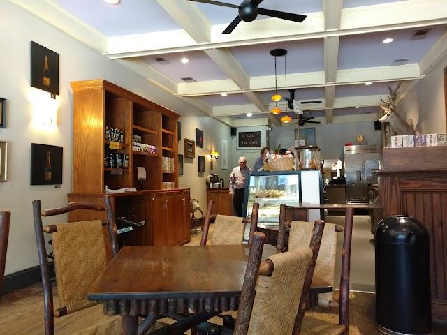 Buck's Coffee Cafe