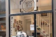 Paris est une photo, Paris, France