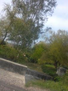 Garden main parking