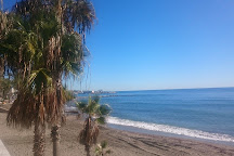 Venus-Bajadilla Beach, Marbella, Spain