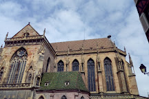 Eglise Protestante Saint-Matthieu, Colmar, France