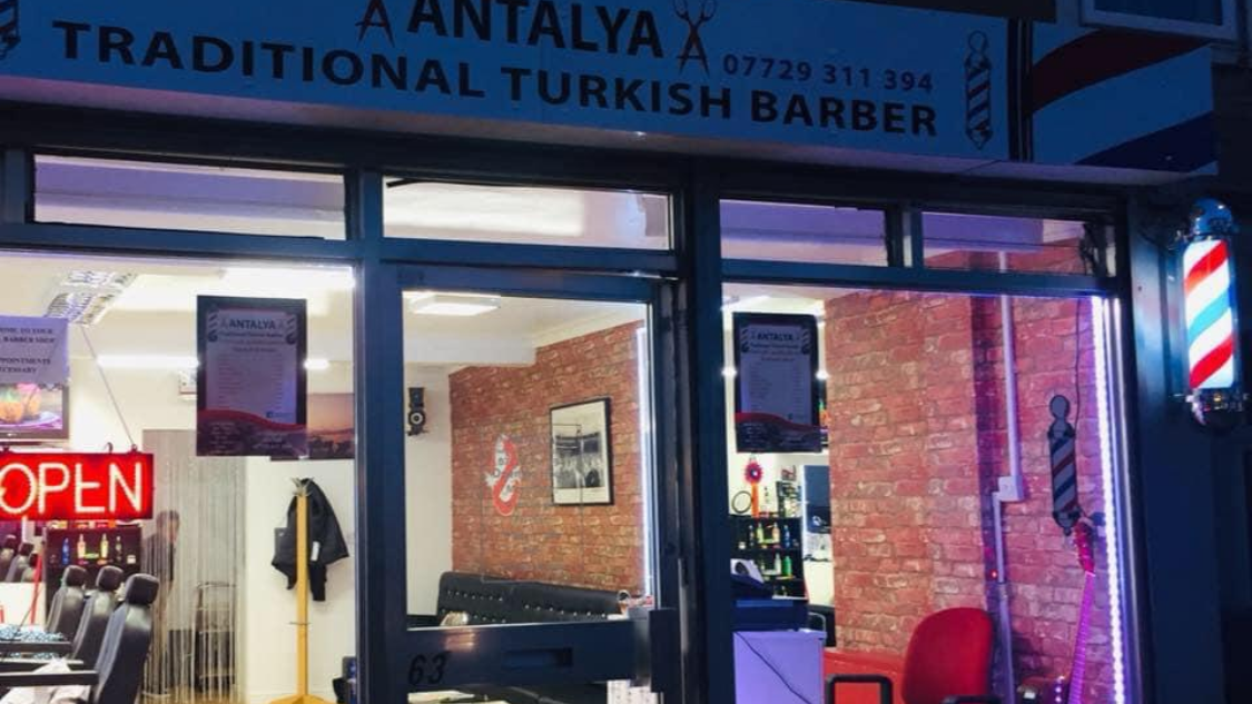 Antalya Traditional Turkish Barbers