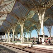 Станция  Lisboa Oriente