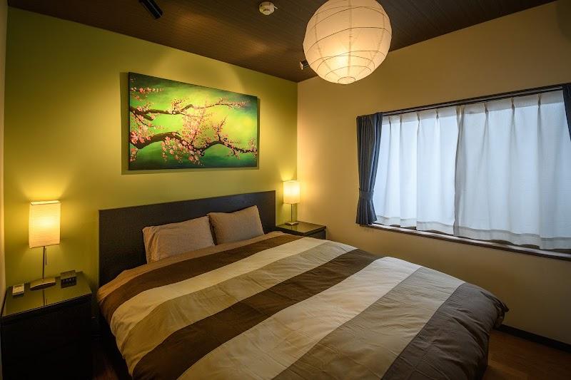 Hidden Inn Shimogamo Vacation Rental Townhouse