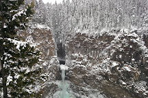 Spahat Falls, Clearwater, Canada