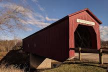 Zumbrota Covered Bridge, Zumbrota, United States