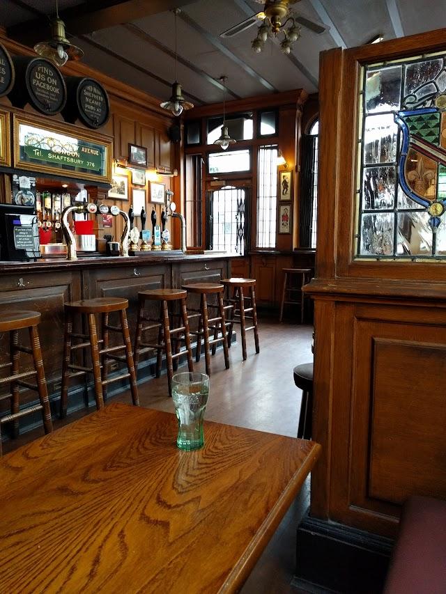 Bloomsbury Tavern - Shepherd Neame