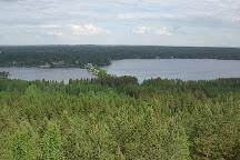 Kirkkovuori Nature Observation Tower, Karstula, Finland