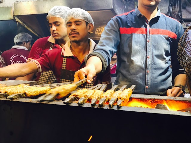 Abdul Ghani Qureshi Kabab Corner