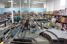 Mr. Muffin's Trains, Carmel, United States
