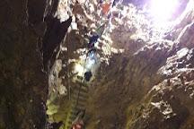 Grotte del Cavallone, Abruzzo, Italy