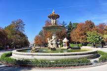 Fuente de la Alcachofa, Madrid, Spain