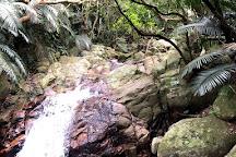 Arakawa Falls, Ishigaki-jima, Japan