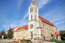 Our Lady of Hungary Church, Keszthely, Hungary