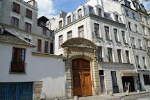 Hotel de Laffemas, Paris, France