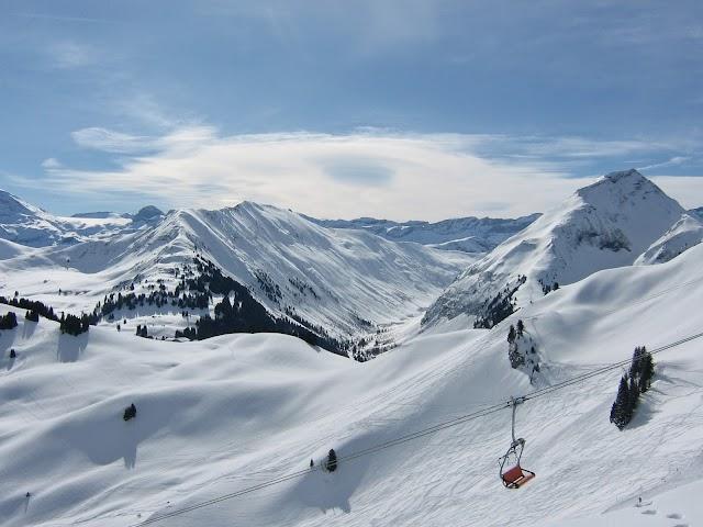 Oeschseite / Ski Gstaad