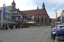 Romanische Kreuzgang, Feuchtwangen, Germany
