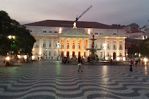 Praca da Figueira, Lisbon, Portugal