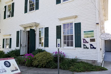National Abolition Hall of Fame and Museum, Peterboro, United States