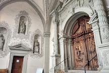 Hofkirche, Lucerne, Switzerland