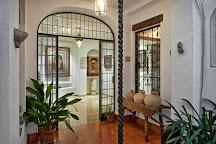 Museo del Guadameci Omeya. Exposicion de Ramon Garcia Romero y Jose Carlos V. Garcia, Cordoba, Spain