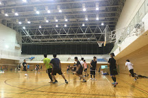 Taito Riverside Sports Center, Taito, Japan