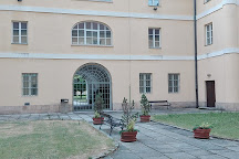 Magdeburska Kasarna (Magdeburg Barracks), Terezin, Czech Republic