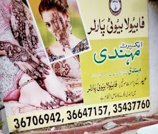 Fabiolla Beauty Parlour Salon karachi