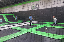 Flight Deck Trampoline Park, Fort Worth, United States