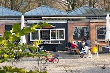 Volksgarten, Dusseldorf, Germany