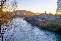 Blazo Jovanovic Bridge, Podgorica, Montenegro